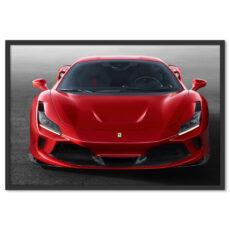 Ferrari Italia Sportkocsi Sportautó Poszter