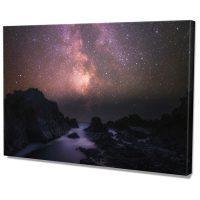Falikép Csillagos Égbolt Tejút Galaxis Vászonkép